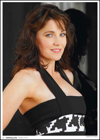 Lucy Lawless | Spartacus | Xena | Andrew Fish
