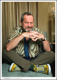 Terry Gilliam | Andrew Fish | Venice Magazine